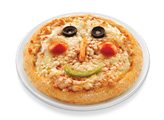 Pizza Infantil Smile