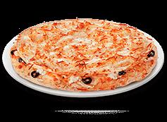 Pizza Lasanha Bacalhau