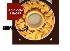 Pizza Vulcano Kebab