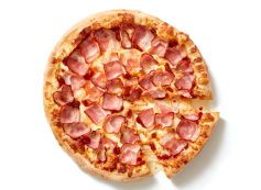 Pizza Crispy Bacon