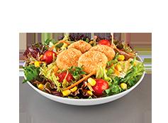 Salada c/Bites Camembert