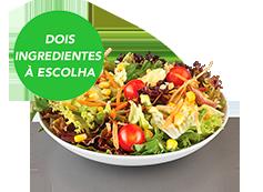 Salada a gosto