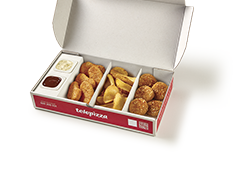 Trio Nuggets de Frango