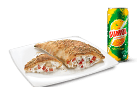 Kebab + Bebida