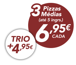 promocao 3 pizzas