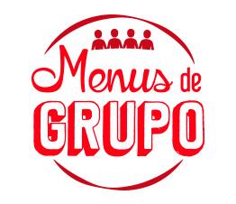 menus de grupo telepizza