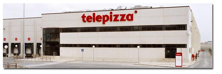telepizza instalações